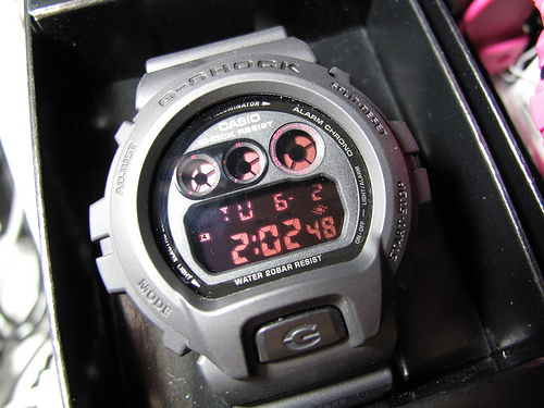 Casio G-Shock Special Edition - 2 by you.