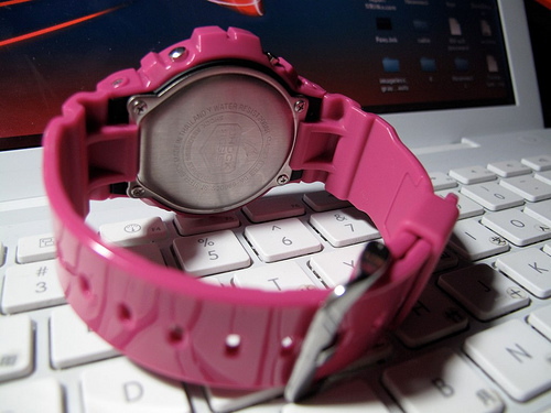 Casio G-Shock Special Edition - 8 by you.