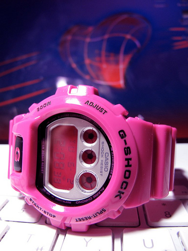 Casio G-Shock Special Edition - 9 by you.