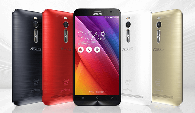 Phones ZenFone 2 ZE551ML ASUS Global